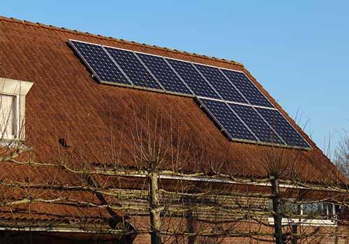 Le prix de vente d'une maison peut diminuer si les panneaux solaires ne sont pas esthétiques.