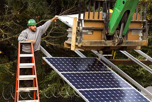 Découvrez les informations à se procurer lors de l'achat d'une maison avec panneaux solaires