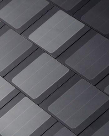 Tesla vend des tuiles solaires