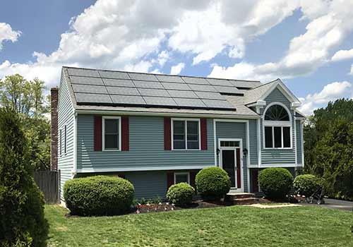 Les panneaux solaires SolarSkin possèdent un design sur-mesure.