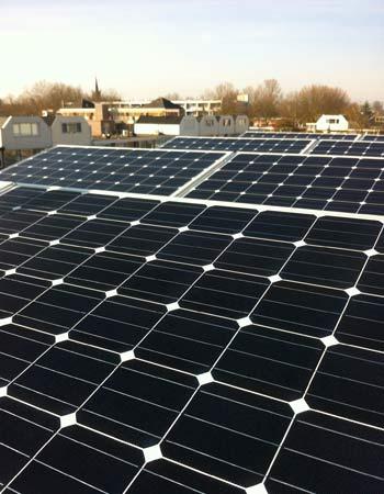 Découvrez le principe des panneaux solaires back contact
