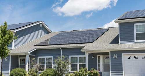 Chauffez votre maison avec des panneaux solaires pour faire des économies