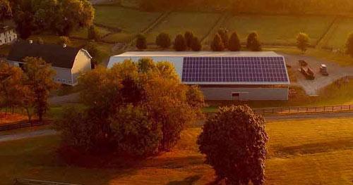 Des aides existent pour installer des panneaux solaires sur les bâtiments agricoles