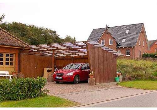 Les aides financières pour l'achat d'un abri solaire sont à prendre en compte.