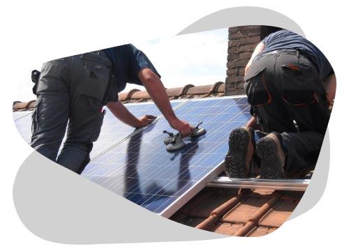 L'éco PTZ est un prêt pour la pose de panneaux solaires