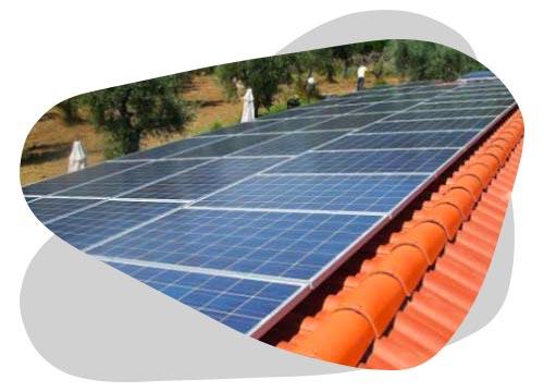 Le support panneau solaire en toiture ou au sol