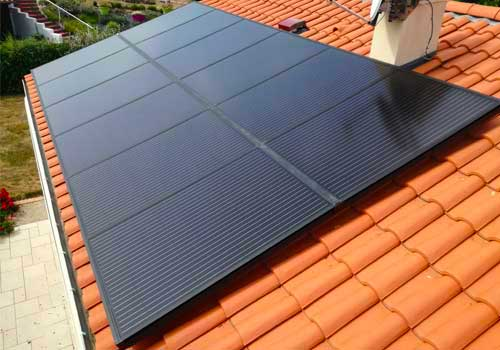 La surface disponible sur votre toiture doit être calculer avant d'investir dans un projet photovoltaïque.