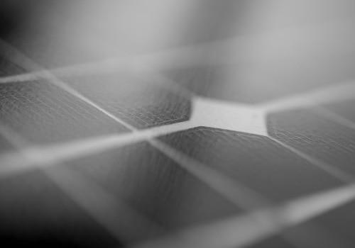 L'assemblage des panneaux solaires est la dernière étape de la fabrication