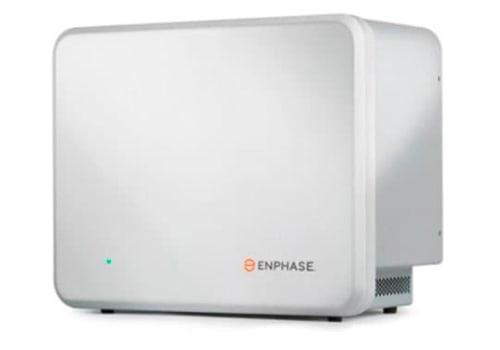 Une batterie Enphase permet de stocker l'énergie produite