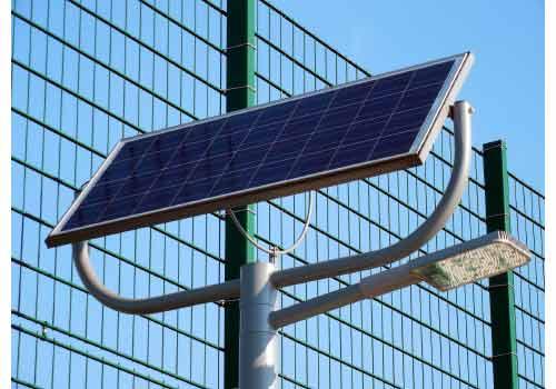 Les supports panneaux solaires pour la signalisation