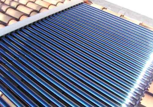 Le capteur solaire thermique permet d'avoir l'éco-PTZ