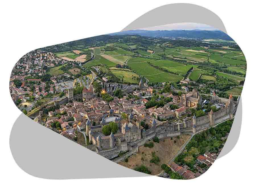 Nouvel'R Énergie intervient à Carcassonne pour le dépannage photovoltaïque de votre installation