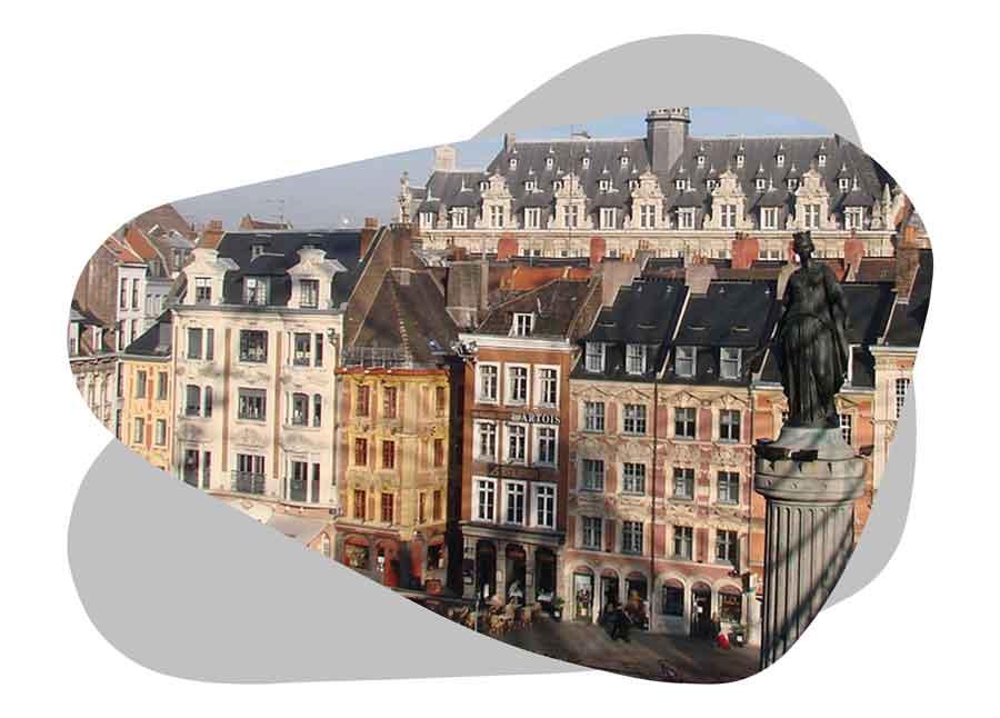 Nouvel'R Énergie intervient à Lille pour le dépannage photovoltaïque de votre installation