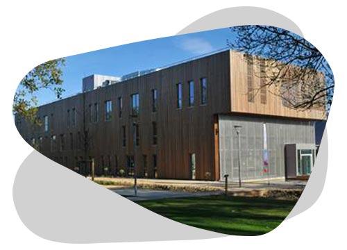 Bepos est un bâtiment à énergie positive.