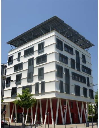 La maison à énergie positive est imposée pour tous les bâtiments neufs à partir de 2022.