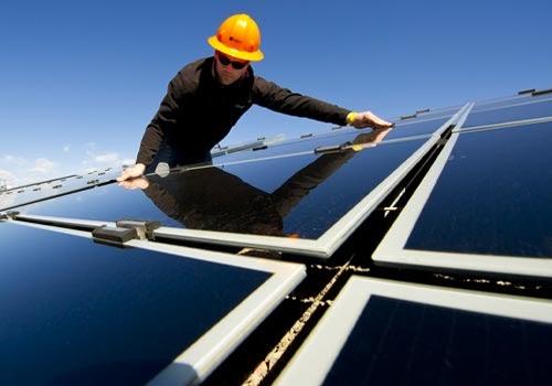 Les panneaux hybrides produisent plus d'énergie.