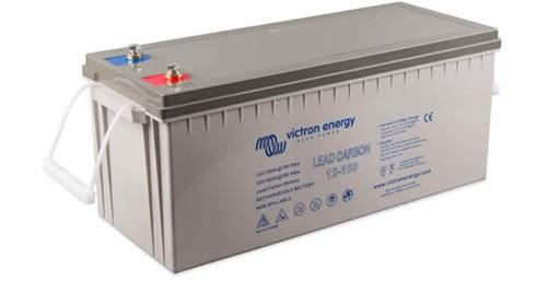 Les batteries permettent de stocker l'énergie solaire