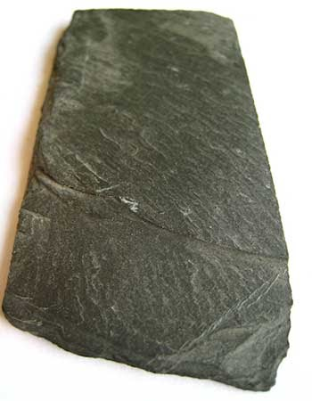 La roche métamorphique sert d'isolant phonique et thermique