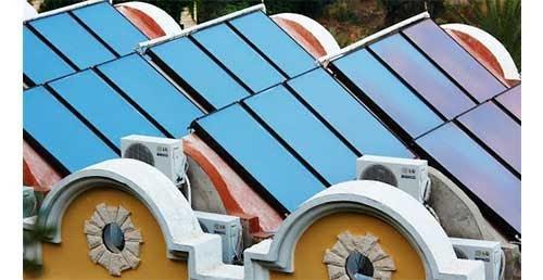 La gamme Spring est composée de panneaux hybrides.