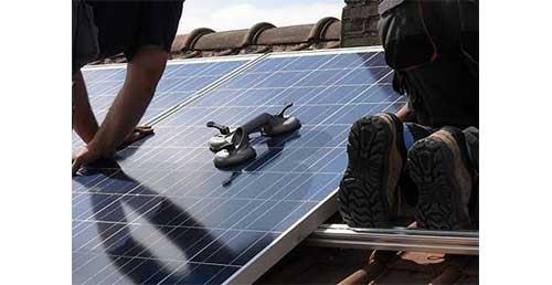 Le panneau solaire Français coûte un peu plus cher
