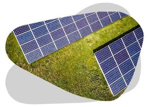 Le panneau solaire perc permet d'avoir un haut rendement.