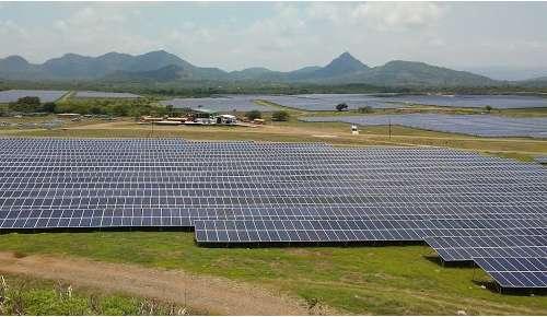 Un parc photovoltaïque fonctionne comme une installation classique