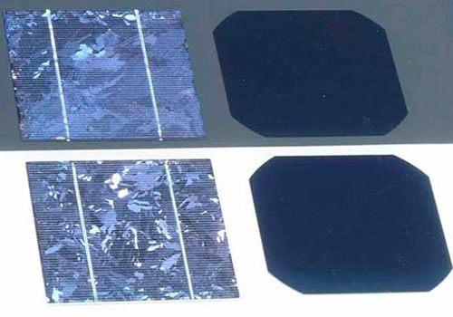 Les panneaux solaires pour bateau se divisent en trois catégories de cellules.