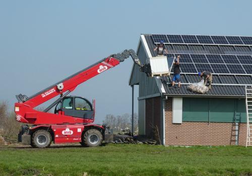 Il existe différents bâtiments photovoltaïques clés en main