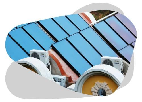 Le rendement des panneaux solaires thermiques vous est expliqué par Nouvel'R Énergie.