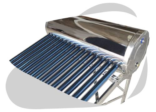 Le capteur plan et le tube sous vide sont des modules solaires thermiques.