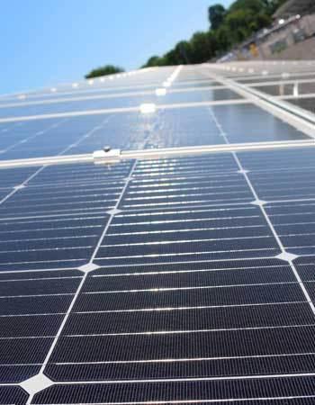 Les cellules photovoltaïques sont impactées par les fortes chaleurs