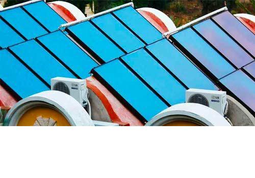 Le verre d'un panneau solaire thermique doit être remplacer par un professionnel