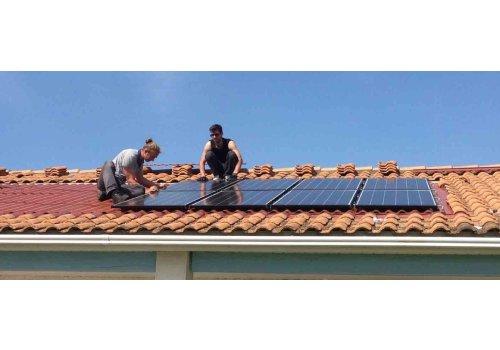 Vérifiez les dates de début et fin de chantier sur votre devis solaire