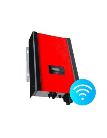 Une mauvaise connexion wifi sur l'onduleur photovoltaïque peuvent être du à un problème de paramètres.
