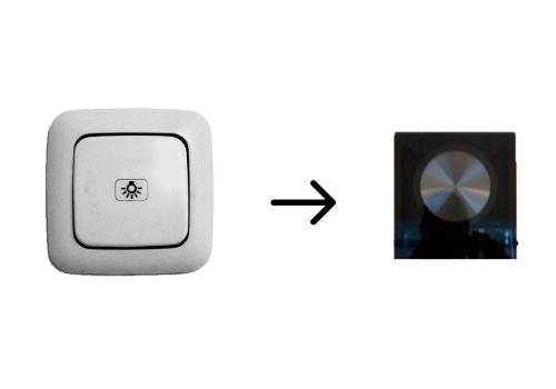 Installez des variateurs de lumière pour faire des économies d'énergie