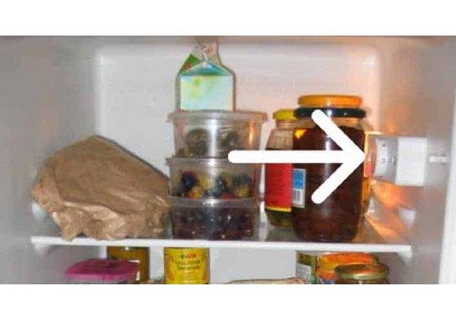 Réglez la température de votre frigo pour faire des économies d'énergie.