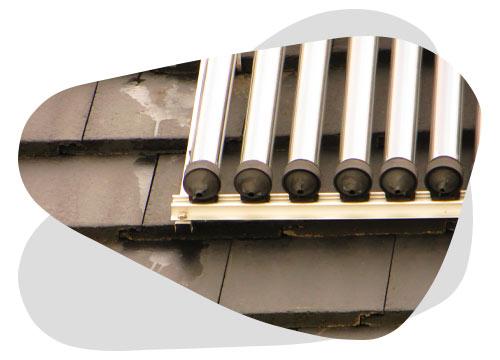 Le fonctionnement d'un panneau solaire thermique est très simple à comprendre