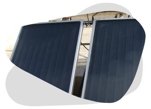 Le liquide d'un panneau solaire thermique doit être choisi avec soin.