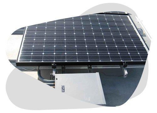 Le prix d'un kit solaire dépend de la puissance qu'il vous faut.