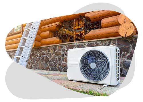 La pompe à chaleur est un système de chauffage essentiellement alimenté par des énergies renouvelables.