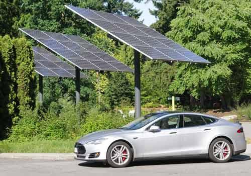 Tesla est un des principales concurrents de Q Cells