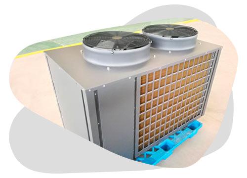La pompe à chaleur air-air ou PAC est un système aérothermique de chauffage résidentiel.