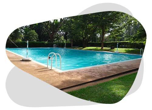 Vous pouvez chauffer votre piscine à l'aide d'une pompe à chaleur