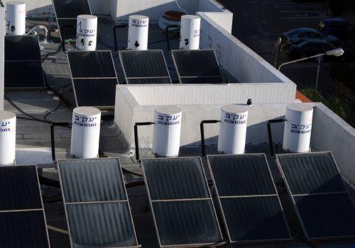 Le chauffe-eau solaire vous permet de réaliser des économies.