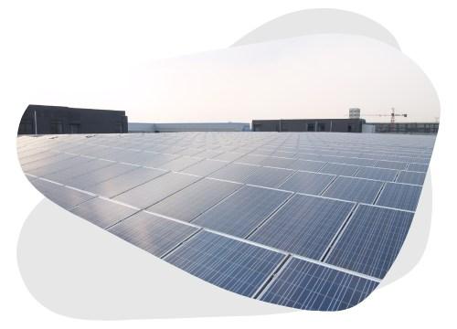 Les panneaux photovoltaïques ayant du pérovskite ont aussi du silicium