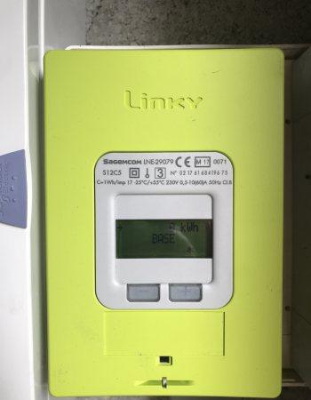 Le Compteur Linky permet de contrôler votre consommation
