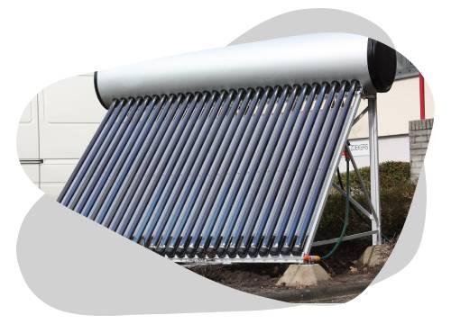 Une bonne rentabilité d'un chauffe-eau solaire permet de faire des économies