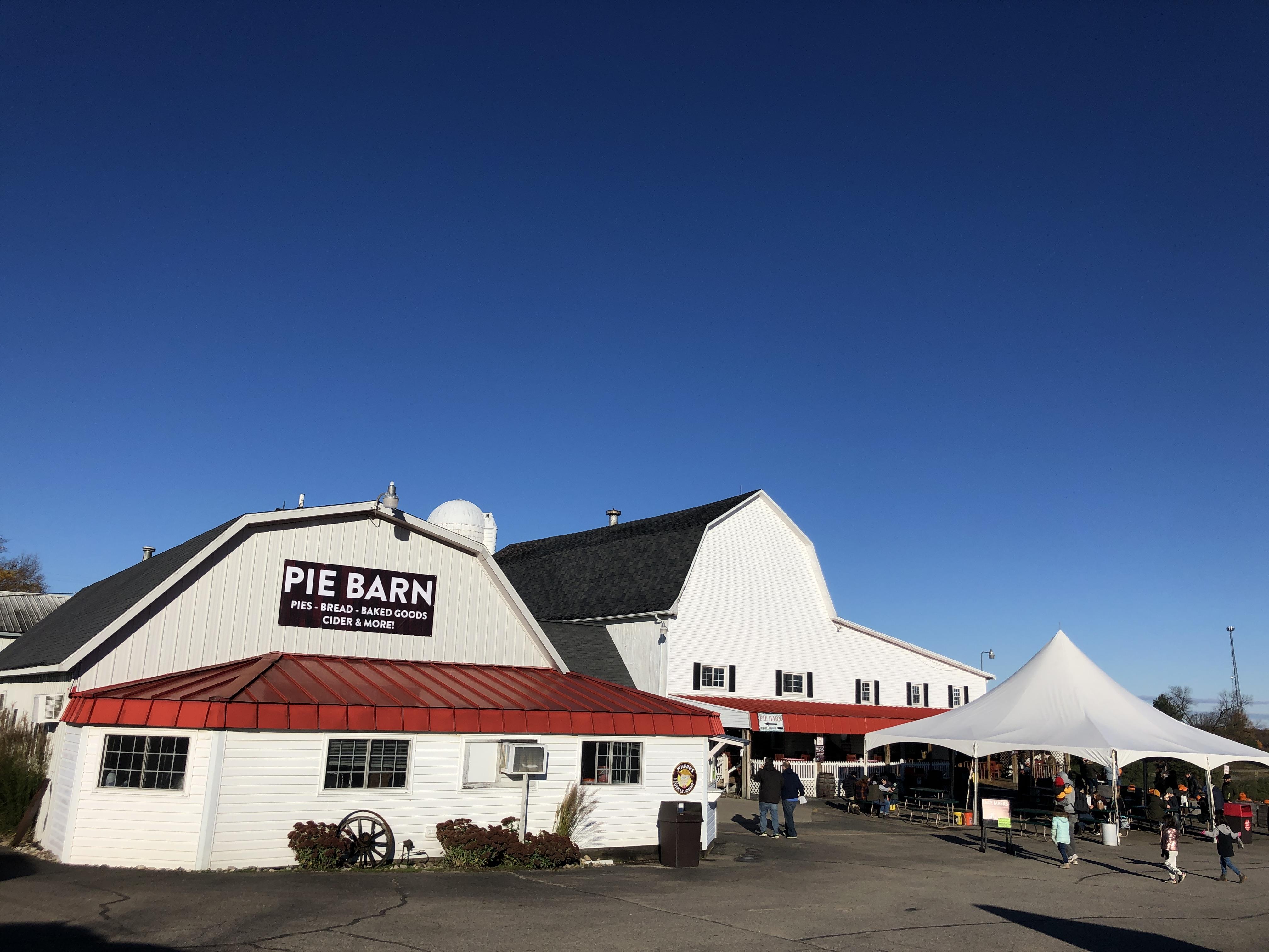 Uncle John's Cider Mill Barn