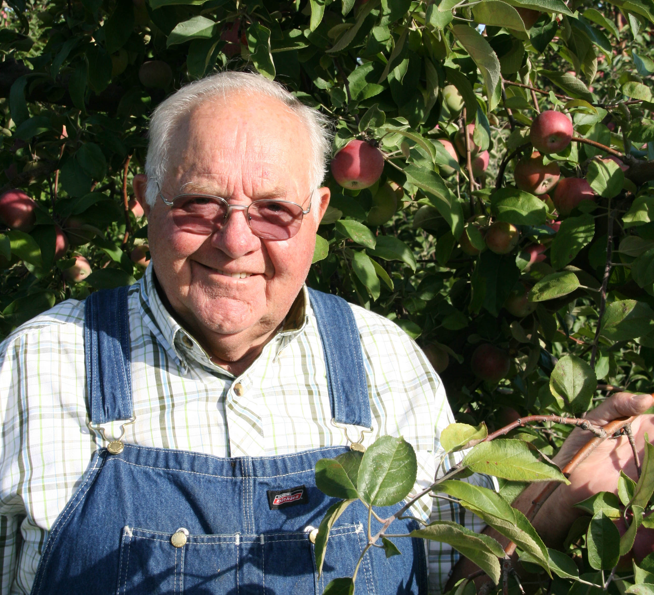 Uncle John from Uncle John's Cider Mill