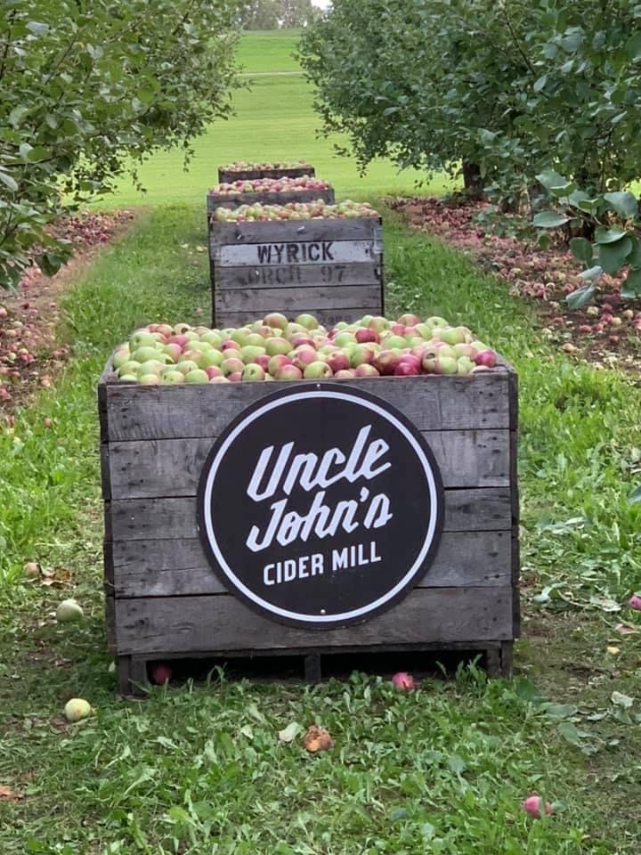 Uncle John's Cider Mill Farm